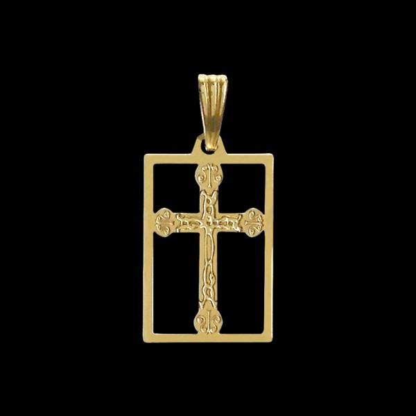 Pendentif la Croix Catholique