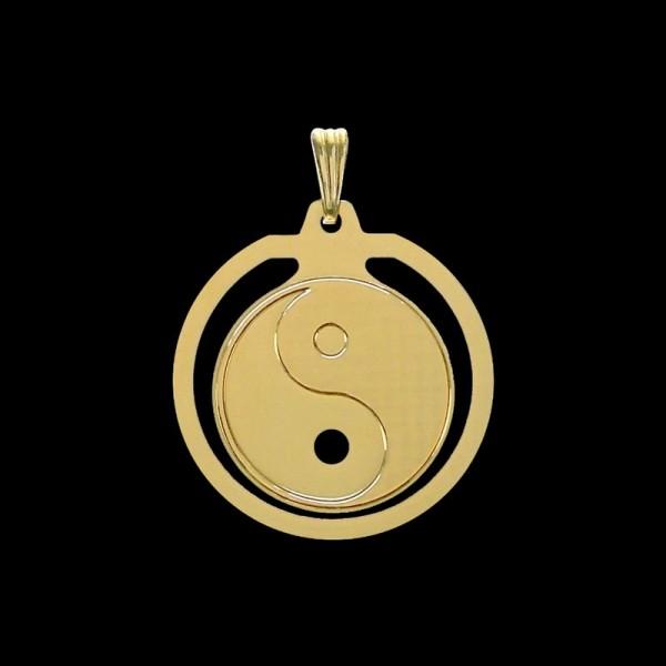 Pendentif le Yin et le Yang
