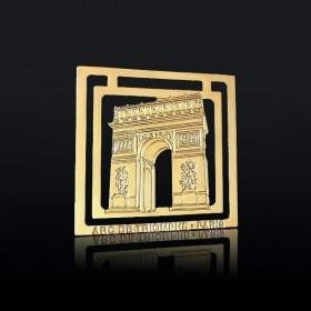 Marque page de l'Arc de Triomphe