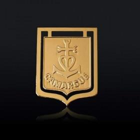Marque page la Croix de Camargue