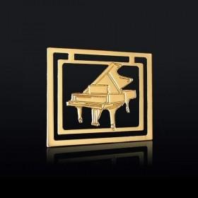 Marque page musique le Piano