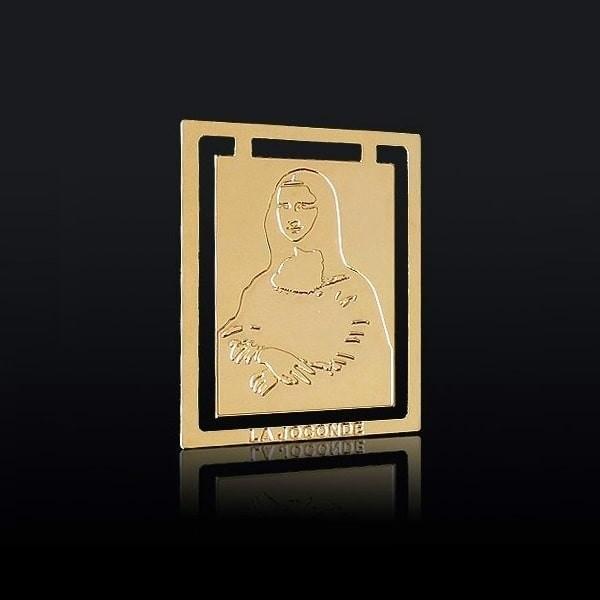 Marque page La Joconde Mona Lisa