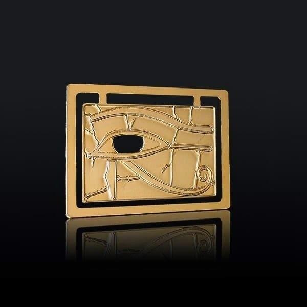 Marque page de l'œil d'Horus