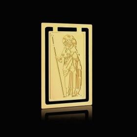 Marque page St Jacques de Compostelle