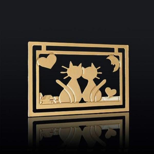 Marque page Un Amour de Chat